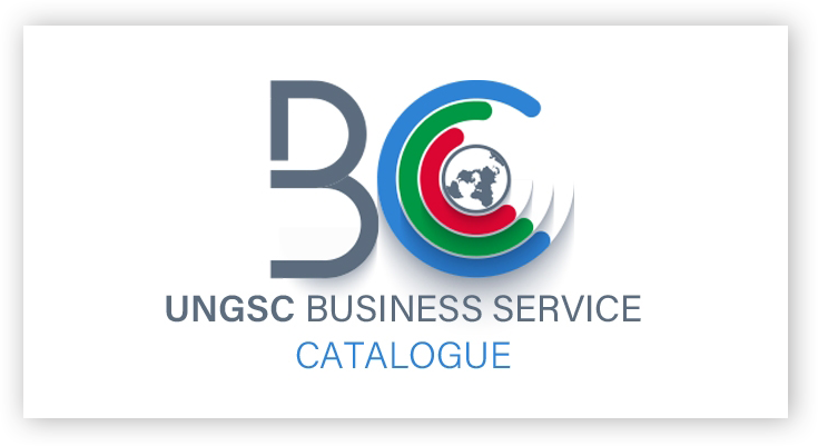 UNGSC Business Service Catalogue